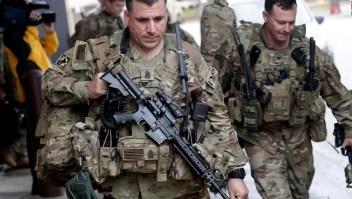 EE.UU. despliega fuerzas militares en Medio Oriente