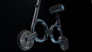 Smacircle, la bicicleta plegable que cabe en una mochila