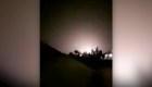 Así cayeron los misiles iraníes sobre base en Iraq