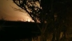 Video: así se estrelló el avión ucraniano en Teherán