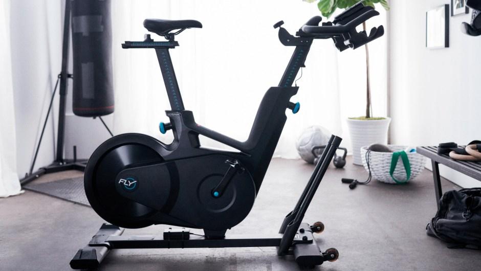 Flywheel bicicleta