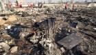 Empresaria ligada al tráfico de armas libio viajaba en el vuelo derribado por Irán
