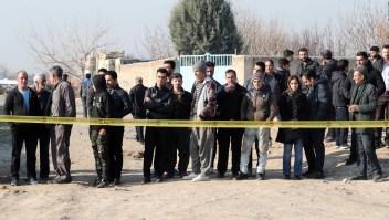 Ucrania elimina mensaje publicado tras accidente aéreo en Irán