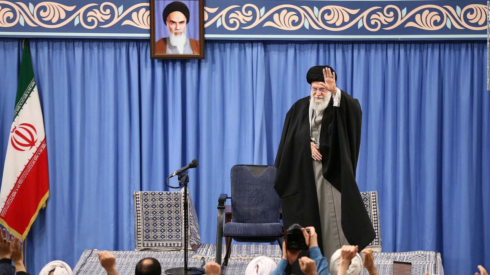 Alí Jamenei llama payaso al presidente Donald Trump