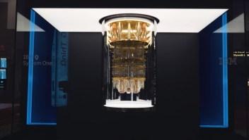 IMB presenta computadora quántica