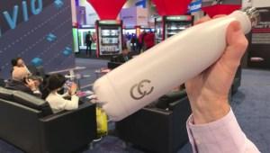 Conoce a Crazy cup, el termo inteligente