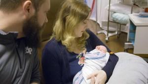 Nace otro bebé tras trasplante de útero de donante muerta