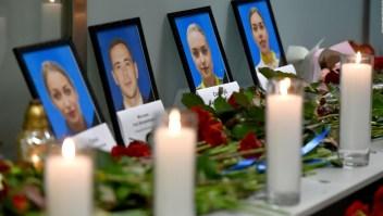 Investigan qué causó el accidente de un avión ucraniano