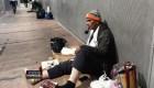 La navidad, cómo la sienten los indigentes