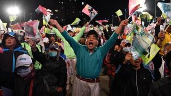 Los taiwaneses elegirán un nuevo presidente