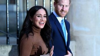 Meghan y Enrique, tras las buenas noticias de una latina