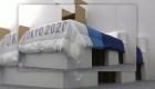Tokio 2020: atletas dormirán en camas de cartón