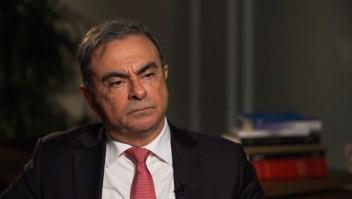 Carlos Ghosn habla sobre su escape de la justicia japonesa
