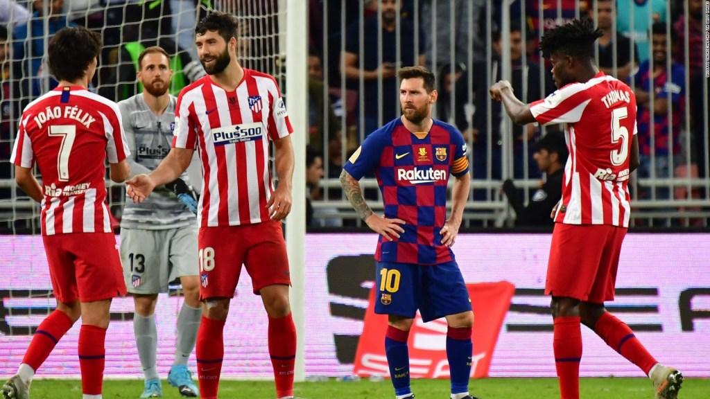 Derrota del Barça ante el Atleti: ¿hay un culpable?