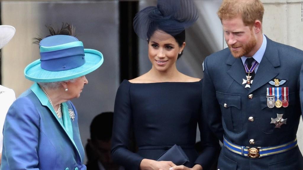 Meghan Markle viaja a Canadá tras anuncio de separarse de la realeza