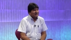 """Evo Morales: """"Sigo siendo presidente"""""""