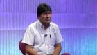 """Morales: """"Seguimos siendo primeros en las encuestas"""""""