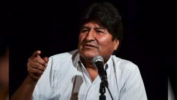Piden a Interpol la aprehensión de Evo Morales