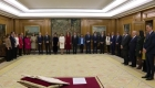 Se posesionan los nuevos miembros del Gobierno en España