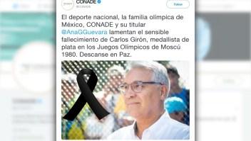 México de luto por la muerte de Girón