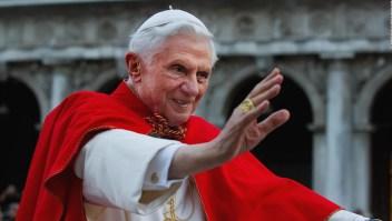 Las divinas criaturas: el papa Benedicto XVI