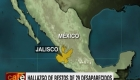 México: Hallan restos de 29 desaparecidos