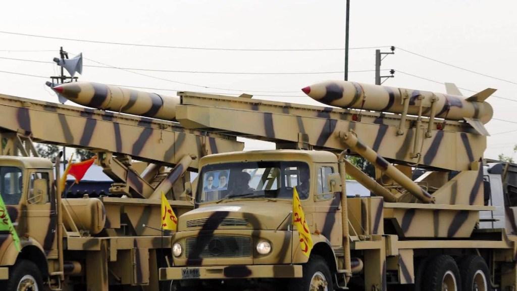 Así es el poderío militar de Irán