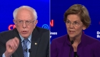 Aspirantes demócratas debaten sobre la guerra y economía