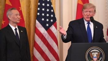 """Claves de la """"fase uno"""" del acuerdo entre EE.UU. y China"""