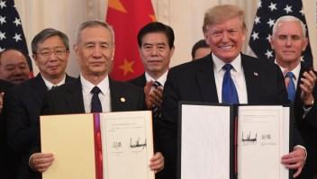 ¿Cuáles son los puntos clave del acuerdo entre China y EE.UU.?