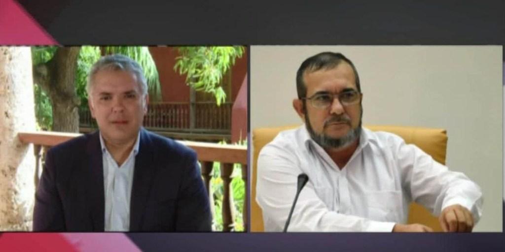 Iván Duque elogia a la inteligencia colombiana