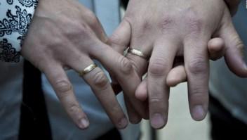 Proyecto de ley sobre matrimonio entre personas del mismo sexo