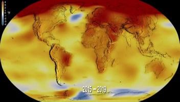 NASA: 2019, el segundo año más caluroso desde el siglo XIX