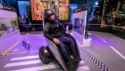 ¿Esta silla podría ser el transporte del futuro?