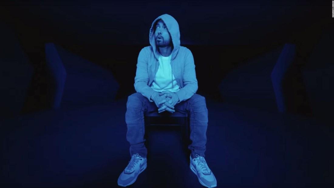 Eminem: nuevo álbum y controversia
