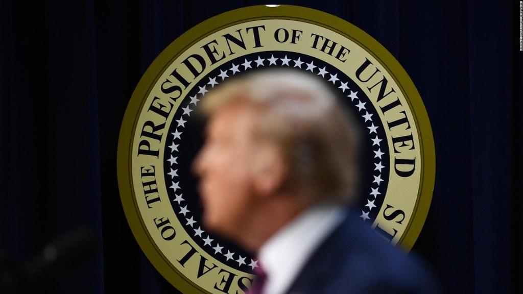 Presentan a los mediáticos abogados de Trump