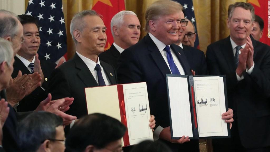 China-EE.UU.: ¿para qué los árbitros internacionales?