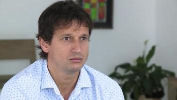 Así le entregó Lagomarsino el arma al fiscal Nisman