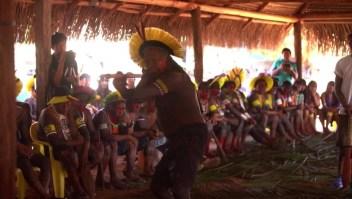 Indígenas brasileños unen fuerzas contra Bolsonaro