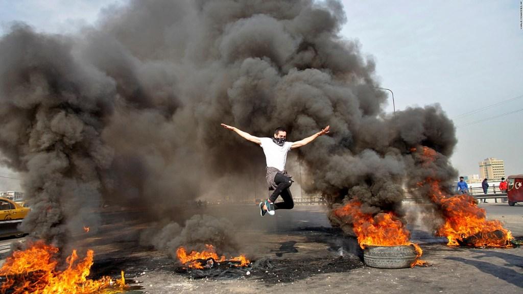 Iraq: protestas para un cambio de gobierno