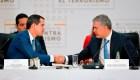 Guaidó se saltó prohibición de salida de Venezuela