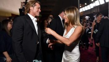 Brad Pitt y Jennifer Aniston vuelven a ser objeto de especulaciones
