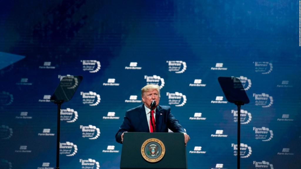 El juicio político contra Trump, ¿una farsa?