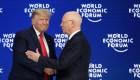 Las frases claves del discurso de Trump en Davos