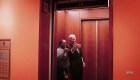 El momento viral de Joe Biden en un ascensor
