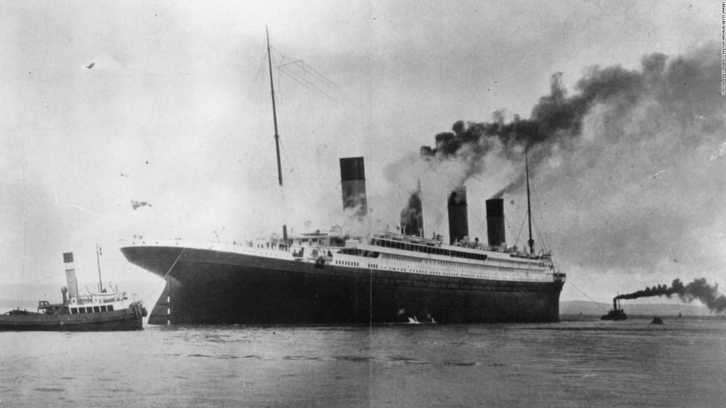 Acuerdo para proteger los restos del Titanic