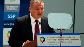 García Luna afirma no negociar culpabilidad