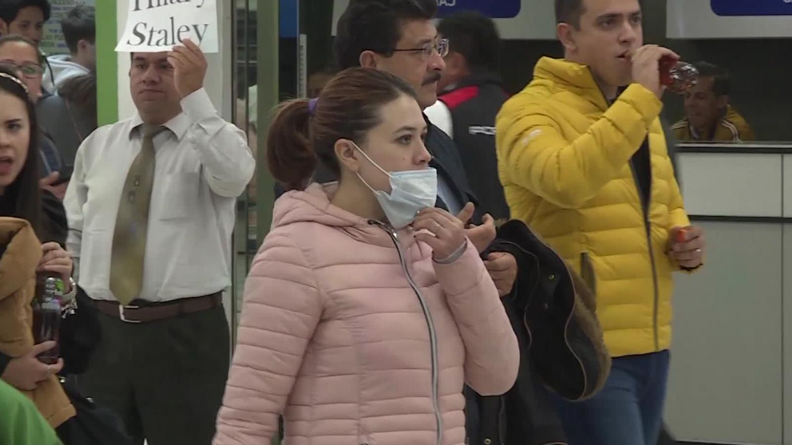 Así se prepara México ante alerta por coronavirus de Wuhan