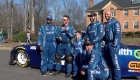 Equipo de NASCAR cumple el sueño de un niño