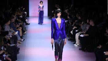 Armani y una colección de colores vibrantes
